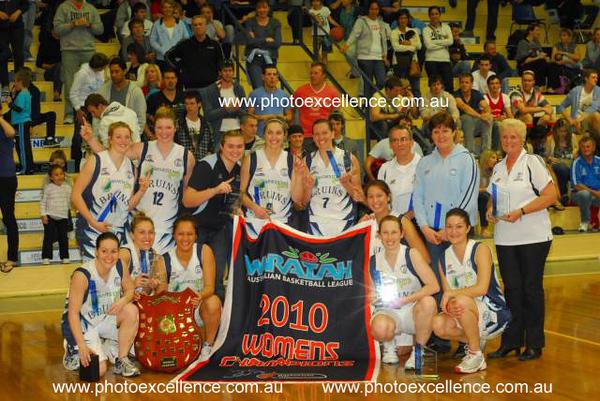 Basketball 2010 - Finals Weekend