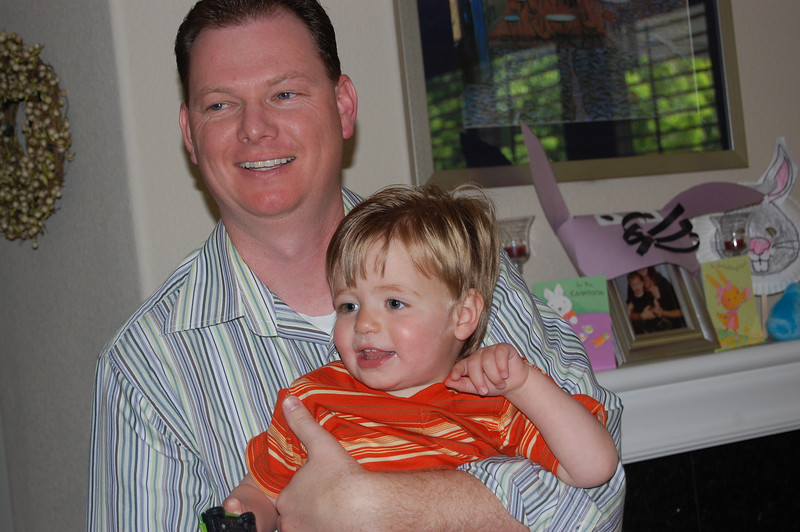 Elliot and Uncle Sean