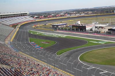 Charlotte Motor Speedway - 1 Nov. '17