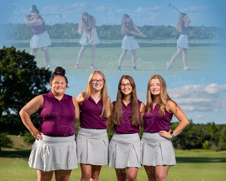 Girls Golf 2020