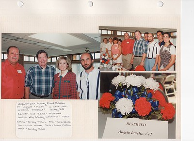 7-25-1993 Sens. Kit Bond & Kay Bailey Hutchinson @ L&P
