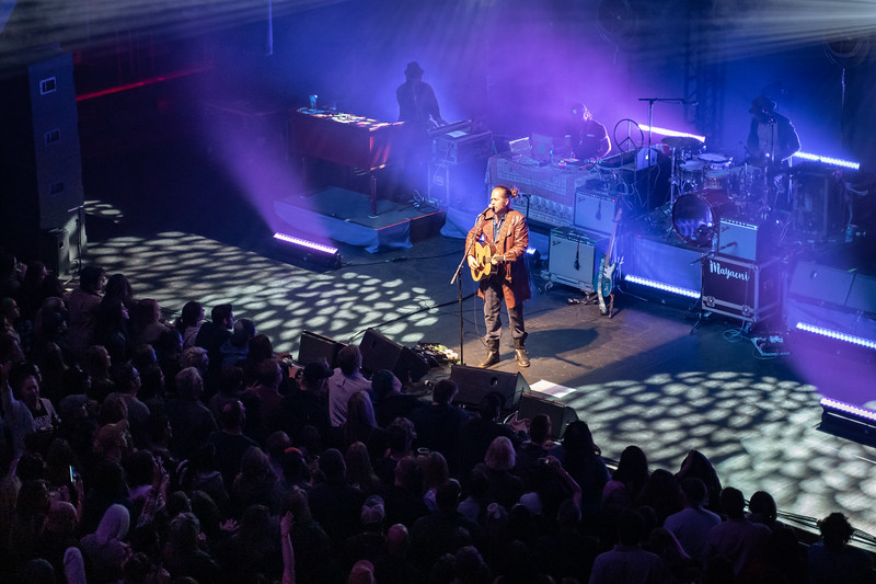 2019 April 13 - Citizen Cope, The Fillmore Detroit: Usaf Alcodray