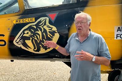 Ramp Tour at Canadian Warplane Heritage Museum