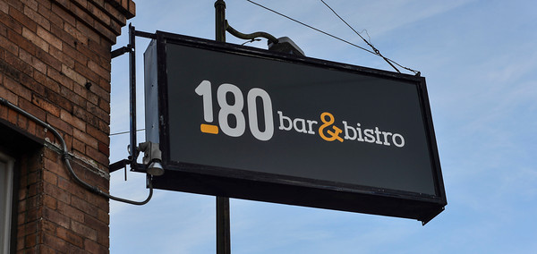 First Friday Event | 180 Bar & Bistro