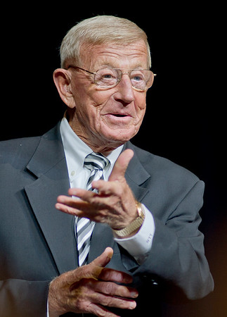 Dr. Lou Holtz Emeritus Trustee of Trine University