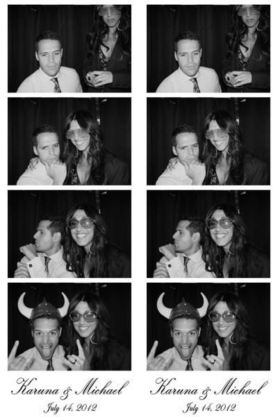 Karuna & Michael July 14, 2012