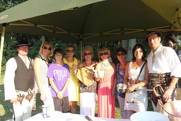 Piknik Klubu Czarny Dunajec 2013