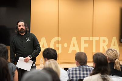 (LASF2017) Native Actors Audition Workshop at SAG/AFTRA