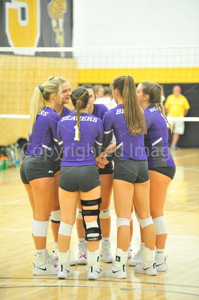 Bluffton Volleyball 091319 Wooster