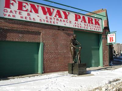 Red Sox at Fenway Park (Various)