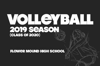 FMHS Volleyball - 2019 Season
