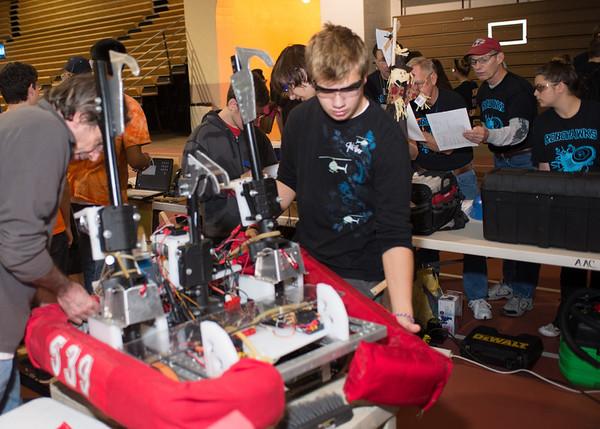 FIRST Robotics 10-19-2013
