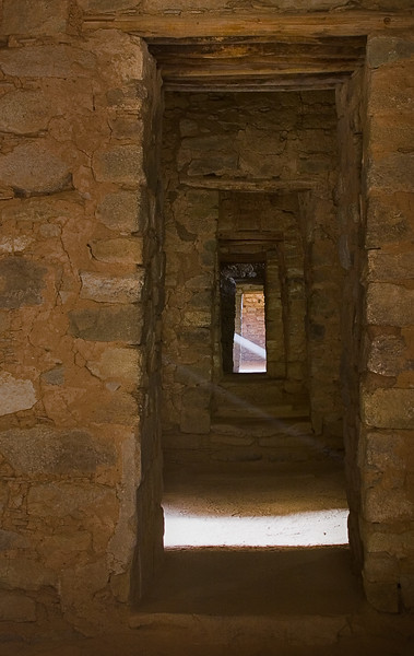 'Ancient Portals' - Aztec, New Mexico, USA