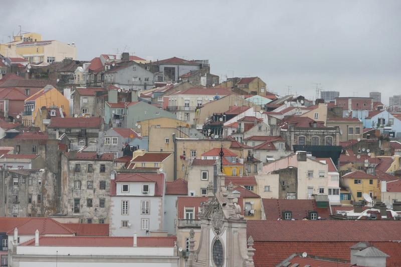 Pictoresque Houses. Lisbon