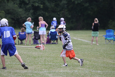 Sweet Laxin - Day 1 (first game)