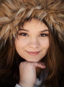 Tina Johnson {Senior Winter 2021}