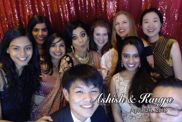 Ashish & Kavya - Customized