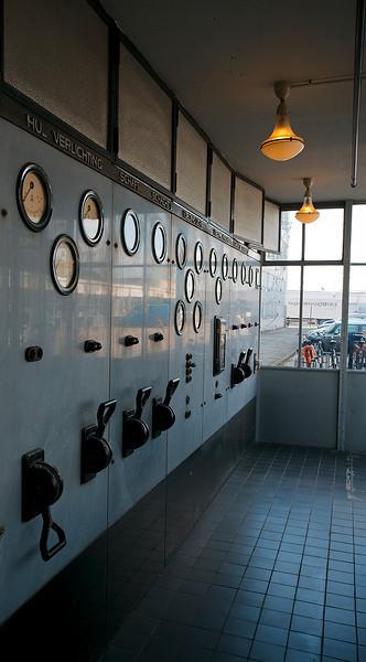 Van Nelle ontwerpfabriek