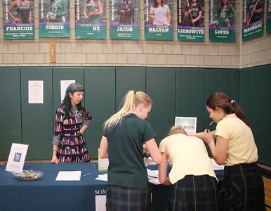 MS/US Volunteer Fair