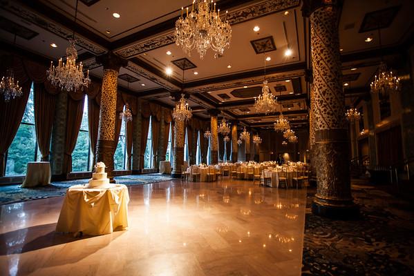 Lindsey and Teana Wedding - Reception