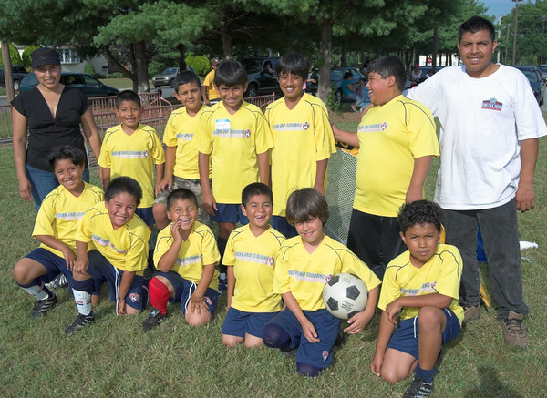 SoccerScouts for UW