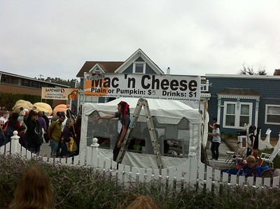 Pumpkin Fest and Mac n Cheese
