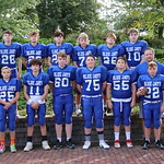 Jr High Football Picture Day 9.21.21