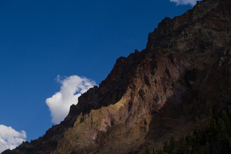Crater Lake, Sept. 2013