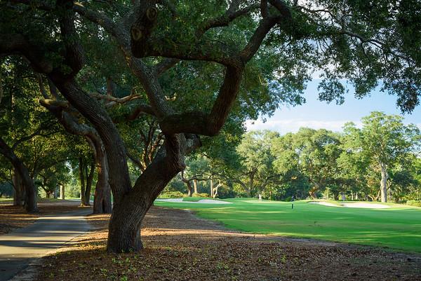 Golf Course September