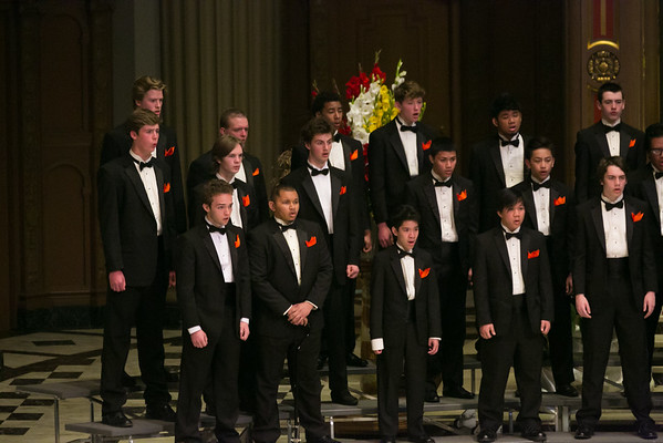 7. West Anchorage Concert Choir