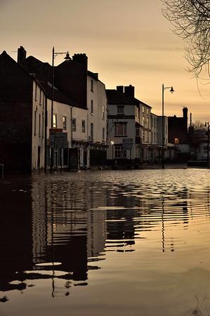 2020 Shrewsbury floods