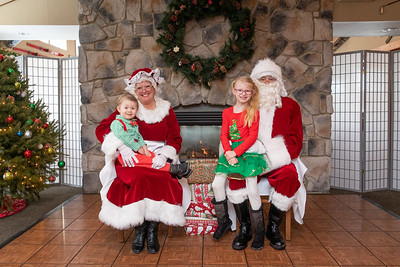 Breakfast with Santa 2019 - Day 2