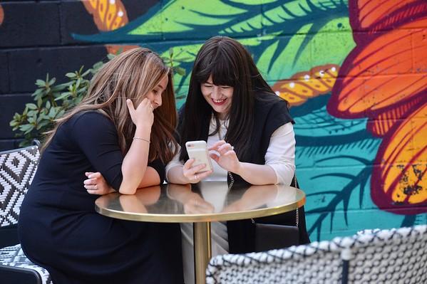Rachel and Elisheva