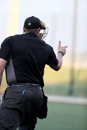 American Association Umpires Cleburne Games 51-60 2021