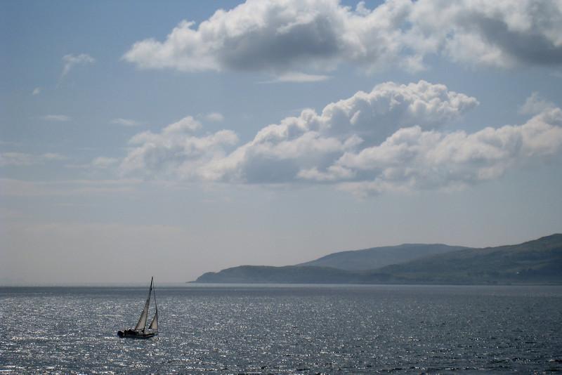 Oban to Criagnure Ferry