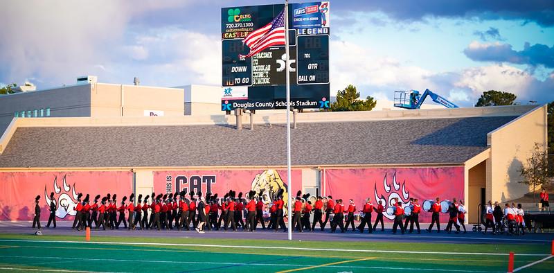 2017 CVHS Varsity vs Legend