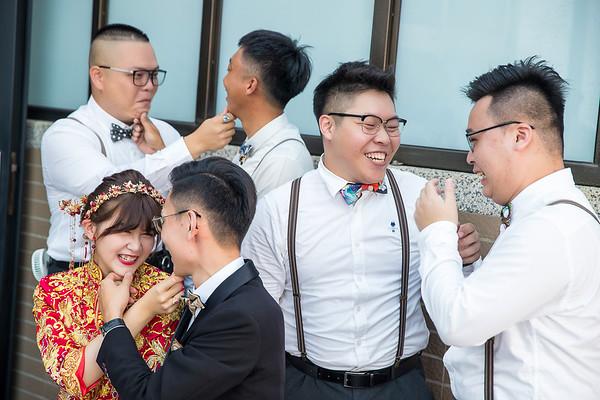 海港城婚宴會館|文定之喜 | My Darling 寵愛妳的婚紗