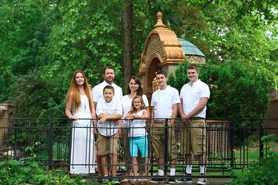 Brian Holt Family