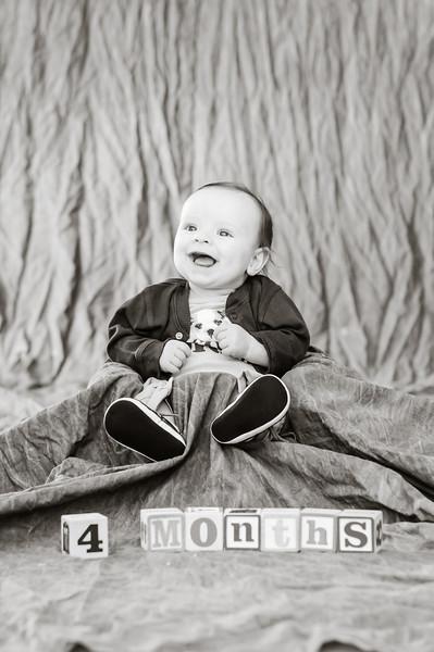 Oliver 4 month