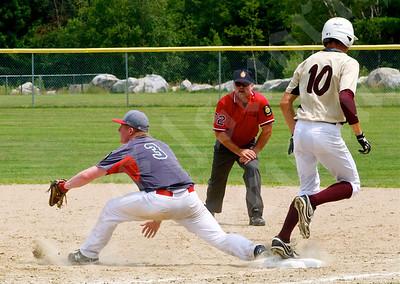 Baseball: Brewer at Acadians 7/19