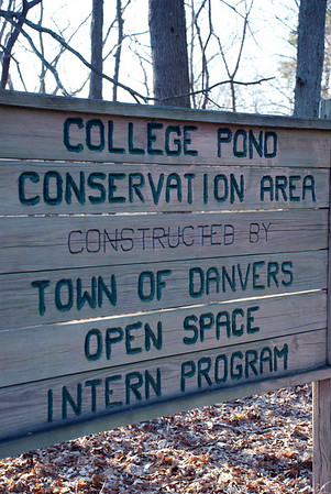 College Pond Reservation