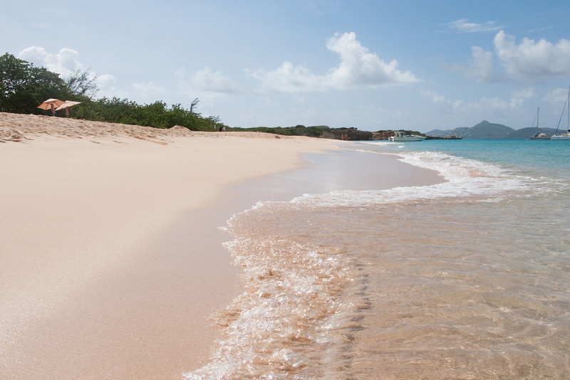 Tintamarre - just sand and water... literally