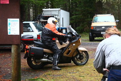 Snow Camp 2011 (Rain Camp)