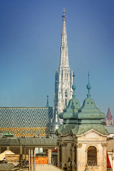 Spires of Vienna