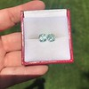 3.48ctw Antique Cushion Cut Diamond Pair GIA J SI1/GIA K SI1 13