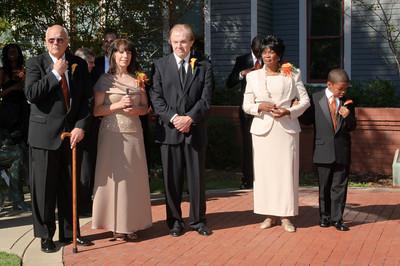 Cassandra & Matthew Wedding - Ceremony