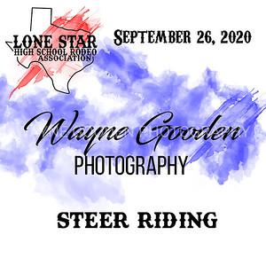 LSHSRA Steer Riding