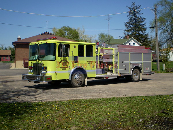 Paw-Paw Fire Protection District