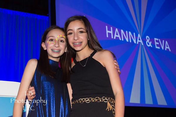 Hannah and Eva's Party