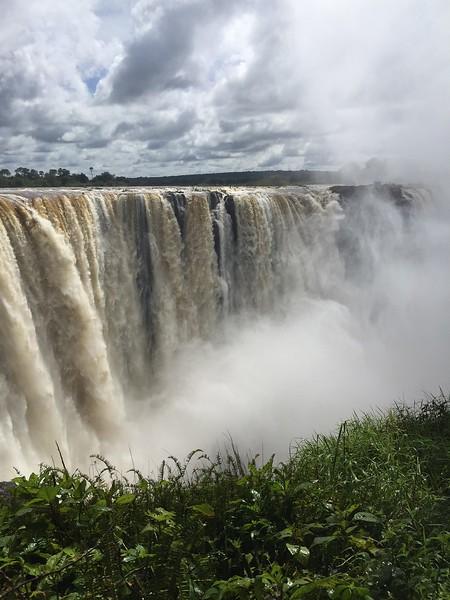 Victoria Falls - Kristin Appelget